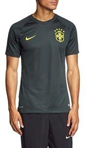 NWT Nike Green CBF Brazil Soccer Jersey Size XL